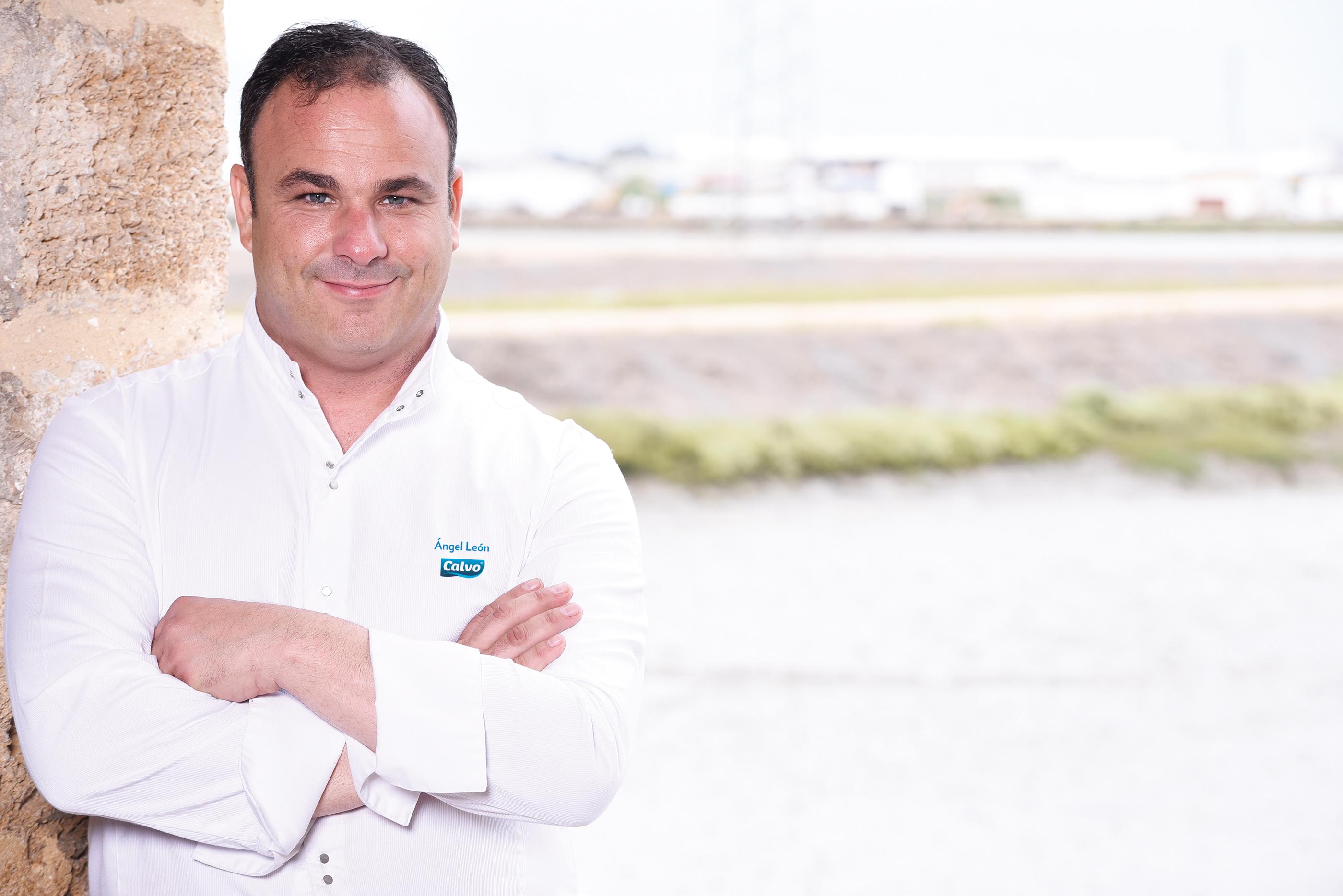 Entrevista a Ángel León en el Mundo