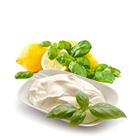 Alioli limón albahaca