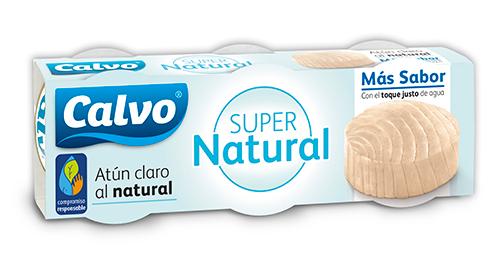 Atún claro Supernatural Calvo