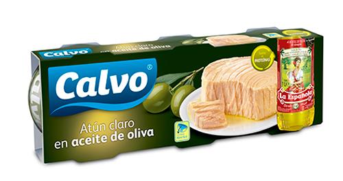 Atún claro en aceite de oliva La Española