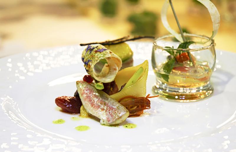 Delicias de sardinas con calabacín