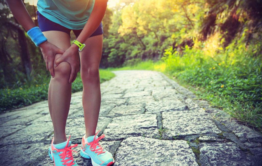 Evitar lesiones comunes