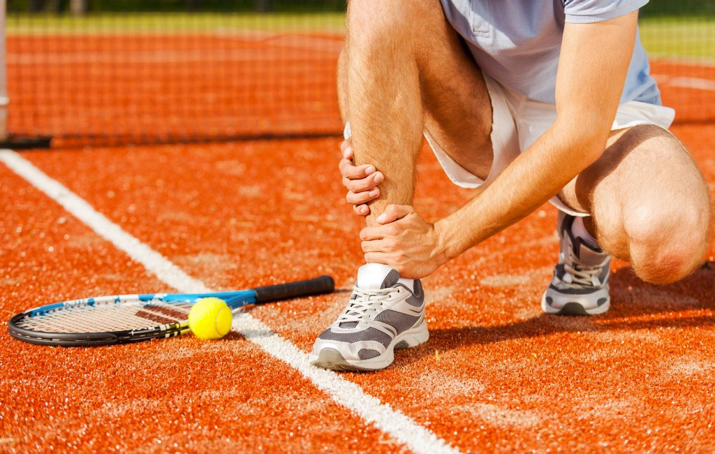 Hacer deporte durante una lesión