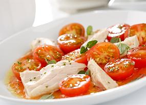 Ensalada de tomatitos