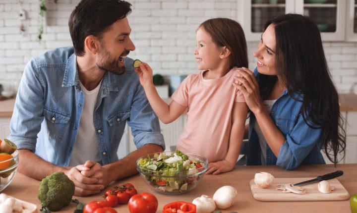 Cómo llevar una alimentación variada en el día a día
